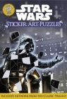 Star Wars Sticker Art Puzzles Cover Image