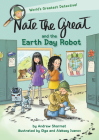 Nate the Great and the Earth Day Robot Cover Image