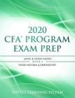 2020 CFA Program Exam Prep Level II: 2020 CFA Level II, Book 4: Fixed Income & Derivatives Cover Image