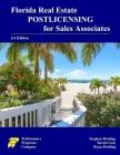Florida Real Estate Postlicensing for Sales Associates: 1st Edition Cover Image
