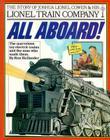 All Aboard!: The Story of Joshua Lionel Cowen & His Lionel Train Company Cover Image