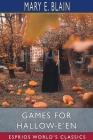 Games for Hallow-e'en (Esprios Classics) Cover Image