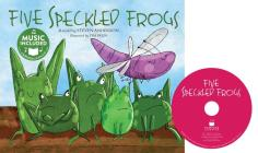 Five Speckled Frogs (Sing-Along Math Songs) Cover Image