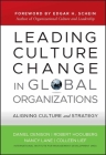 Leading Culture Change in Global Organizations (J-B Us Non-Franchise Leadership #394) Cover Image