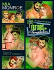 Tattoos and Temptation: The Official Coloring Book Cover Image