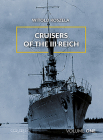 Cruisers of the III Reich. Volume 1 Cover Image