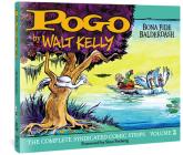 Pogo The Complete Syndicated Comic Strips: Volume 2: Bona Fide Balderdash (Walt Kelly's Pogo) Cover Image