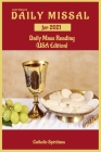 Daily Missal for 2021: Daily Mass Readings Year B (USA Edition) Cover Image