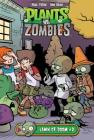 Lawn of Doom (Plants vs. Zombies #2) Cover Image