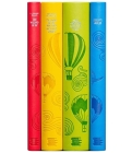 Discovery Word Cloud Boxed Set (Word Cloud Classics) Cover Image