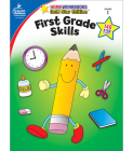 First Grade Skills: Gold Star Edition (Home Workbooks: Gold Star Edition) Cover Image