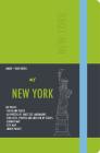 New York Visual Notebook: Crisp Apple Green Cover Image