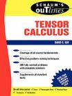 Schaum's Outline of Tensor Calculus (Schaum's Outlines) Cover Image
