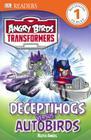 Angry Birds Transformers: Deceptihogs Versus Autobirds Cover Image