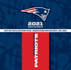 New England Patriots 2021 Box Calendar Cover Image
