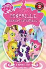 My Little Pony: Ponyville Reading Adventures (Passport to Reading Level 2) Cover Image