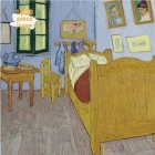 Adult Jigsaw Puzzle Vincent van Gogh: Bedroom at Arles: 1000-piece Jigsaw Puzzles Cover Image
