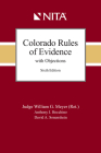 Colorado Rules of Evidence with Objections Cover Image