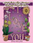 Adult Color by Numbers Coloring Book of Love: A Valentines Color by Number Coloring Book for Adults with Hearts, Flowers, Candy, Butterflies and Love Cover Image