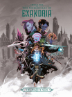 Critical Role: The Chronicles of Exandria   The Mighty Nein Cover Image