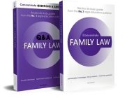 Family Law Revision Concentrate Pack: Law Revision and Study Guide Cover Image