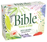 Bible Verse-a-Day 2021 Mini Day-to-Day Calendar Cover Image