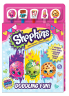 Shopkins: Doodling Fun! (Pencil Toppers) Cover Image
