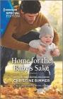 Home for the Baby's Sake (Bravos of Valentine Bay #9) Cover Image