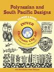 Polynesian and Oceanian Designs [With CDROM] (Dover Electronic Clip Art) Cover Image