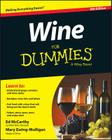 Wine for Dummies Cover Image