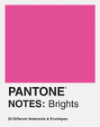 Pantone Notes: Brights: 20 Different Notecards & Envelopes Cover Image