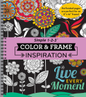 Color & Frame Coloring Book - Inspiration Cover Image