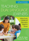 Teaching Dual Language Learners: What Early Childhood Educators Need to Know Cover Image