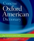 Concise Oxford American Dictionary Cover Image