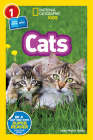 National Geographic Readers: Cats (Level 1 Co-reader) Cover Image