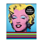Andy Warhol 2022 Tiered Wall Calendar Cover Image