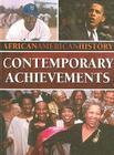 Contemporary Achievements Cover Image