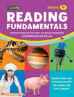 Reading Fundamentals: Grade 4: Nonfiction Activities to Build Reading Comprehension Skills (Flash Kids Fundamentals) Cover Image