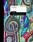 Composition Notebook: College Ruled Writer's Notebook for School / Teacher / Office / Student [ Perfect Bound * Large * Music Carnival ] Cover Image