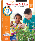 Summer Bridge Activities(r), Grades 4 - 5 Cover Image