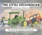 The Little Steamroller (The Little Train #2) Cover Image