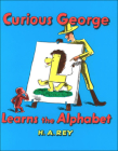 Curious George Learns the Alphabet Cover Image