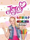 JoJo Siwa Coloring Book: JoJo Siwa Jumbo Coloring Book With Exclusive Images Cover Image