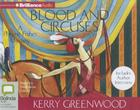 Blood and Circuses Cover Image