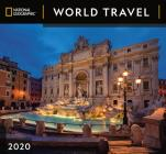 Cal 2020-National Geographic World Travel Wall Cover Image