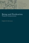 Being and Predication (Studies in Philosophy & the History of Philosophy) Cover Image