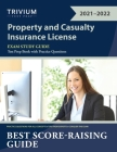 Property and Casualty Insurance License Exam Study Guide: Test Prep Book with Practice Questions Cover Image