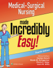Medical-Surgical Nursing Made Incredibly Easy (Incredibly Easy! Series®) Cover Image