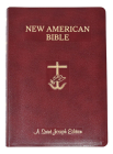 Saint Joseph Giant Print Bible-NABRE Cover Image