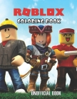 Roblox Coloring Book: Roblox Coloring Book: High Resolution Colouring pages, for kids ages Cover Image